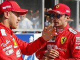 Ferrari admits Leclerc/Vettel situation will need constant managing
