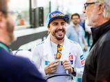 Alonso calls out F1 over podcast tweet