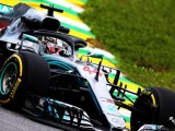 Lewis Hamilton takes pole in dramatic Brazil GP qualifying