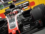 Grosjean bounces back with testing P1