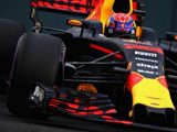 Verstappen top in Free Practice 3 as Red Bull complete clean sweep
