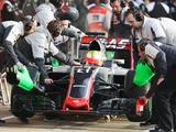 Gutierrez expects Haas growing pains, rejects limitations