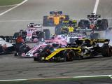 Renault: R.S.18 race pace needs improving