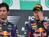 Vettel: I'm employed to win, that's what I did