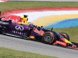 Ricciardo quicker after reverting to testing settings