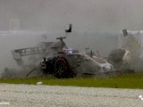 Sepang circuit pays Haas compensation for Romain Grosjean's 2017 crash