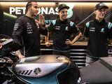 Lewis Hamilton: Riding a MotoGP bike is 'the dream'