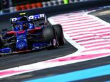 Alexander Albon set for grid drop after taking on Spec 3 Honda engine