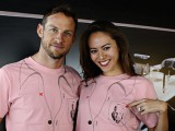 Button to wear pink helmet in tribute to his dad at the British Grand Prix