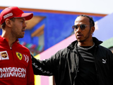 Vettel backs Hamilton over environmental posts