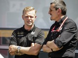 Steiner: K-Mag 'pretty insecure' when joining Haas