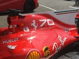 New livery, but no new engine for Ferrari