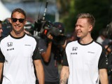 Jenson Button was ready to retire in 2014 - Magnussen