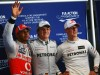 Rosberg says contract ensures equal status with Hamilton