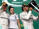 Nico Rosberg: Lewis Hamilton did a great job all weekend