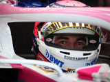 Perez positive despite engine woes
