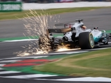 Hamilton storms to pole for British GP