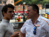 Brown: McLaren must manage Norris expectations in 'cruel F1'