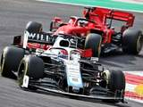 Russell felt like former F1 race winner Pastor Maldonado at Portimao