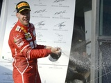 Vettel wins the Australian GP
