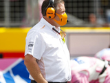 Mercedes link not a factor in McLaren withdrawing Racing Point appeal - Brown