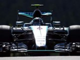 Rosberg takes first place in second session Mexican GP