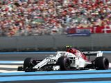Charles Leclerc disappointed with himself despite another points finish in France