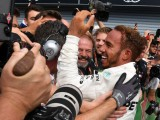 Lewis Hamilton turns in one of his best ever to spoil Ferrari's party