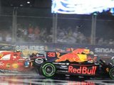 No excuse for Vettel's actions at Singapore Grand Prix - Max Verstappen