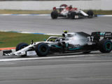 Disappointed Bottas had 'no time to catch the car' in late-race Hockenheim crash