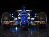 Sauber first to reveal 2017 F1 car