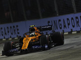 Singapore GP: Practice team notes - McLaren