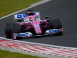 "Racing Point's Perez – ""Locking out the second row is a great result"""