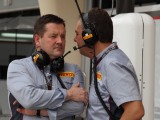 Pirelli skips press call but happy with revised tyre