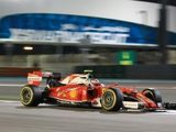 "Kimi Raikkonen: ""It was not an easy race for me"""