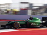 Ecclestone would welcome Caterham collapse