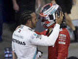 Hamilton first to praise luckless Leclerc