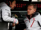 Kevin Magnussen: Cold conditions worse than using slicks on wet track