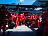Vettel scoffs at Binotto's coronavirus excuse