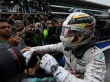 Hamilton: Rosberg's luck has been unbelievable