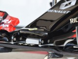 Lotus laminating first 2015 chassis