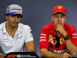Hamilton and Vettel wrong to criticise Pirelli - Sainz