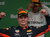 Max wins epic as Hamilton, Ferraris crash