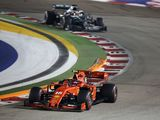 Question marks over Ferrari, Mercedes strategies