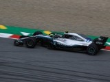 Valtteri Bottas fastest in second practice as Hülkenberg crashes hard