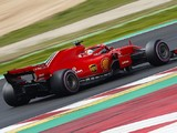 F1 testing: Vettel fastest by more than a second on Thursday morning