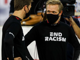 "Magnussen praises F1 safety for Grosjean ""miracle"" on ""day to forget"""