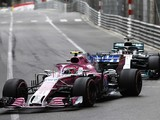 Force India explains Ocon/Hamilton Monaco F1 pass after complaints