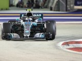 Bottas Admits He 'Can't Be Happy' in Finishing Fourth In Singapore