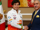 Force India confirms Perez for 2014